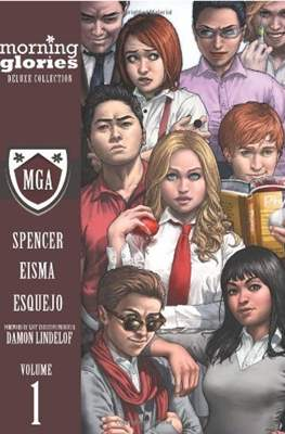 Morning Glories Deluxe (Hardcover) #1