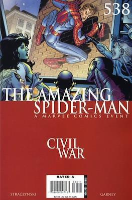 The Amazing Spider-Man Vol. 2 (1999-2014) (Comic-Book) #538