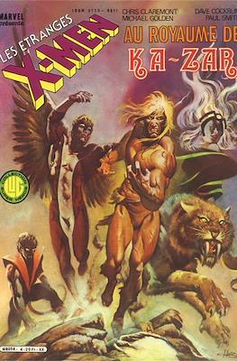 Les étranges X-Men #4