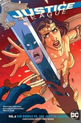 Justice League (2016-...) (Softcover) #6