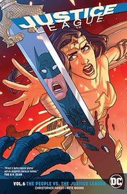 Justice League (2016-...) (Trade Paperback) #6