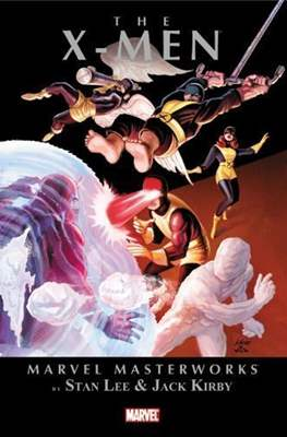 Marvel Masterworks: The X-Men (Softcover) #1
