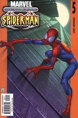 Ultimate Spider-Man (2000-2009; 2011) (Comic-Book) #5
