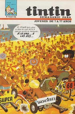 Tintin (Grapa 20 pags.) #37