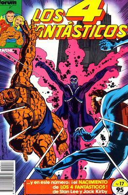 Los 4 Fantásticos Vol. 1 (1983-1994) (Grapa 36-32-24 pp) #17