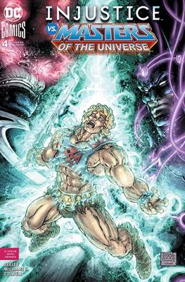 Injustice vs. Masters of the Universe (Comic Book) #4