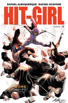 Hit-Girl (2018) (Comic Book) #12