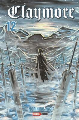 Claymore #12