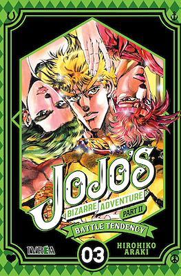 JoJo's Bizarre Adventure - Part II: Battle Tendency #3
