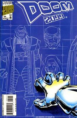 Doom 2099 (Grapa) #39