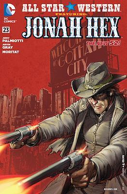 All Star Western vol. 3 (2011-2014) (Comic-book) #23