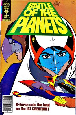 Battle of the Planets #2