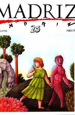 Madriz (Revista grapa 16 pp) #25