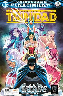 Batman / Superman / Wonder Woman: Trinidad #11