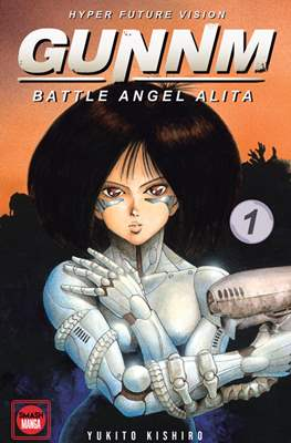 GUNNM: Battle Angel Alita - Hyper Future Vision (Rústica con sobrecubierta) #1