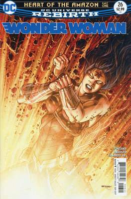 Wonder Woman Vol. 5 (2016-2020) (Comic book) #26