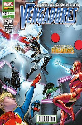 Los Vengadores Vol. 4 (2011-) (Grapa) #112/13