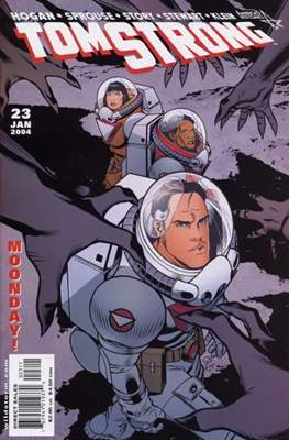Tom Strong (Comic Book) #23