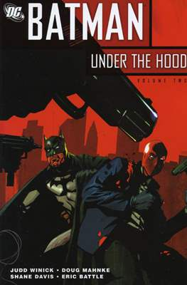 Batman: Under The Hood (Softcover) #2