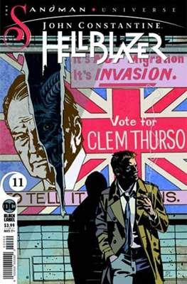 The Sandman Universe: John Constantine Hellblazer (Comic Book) #11