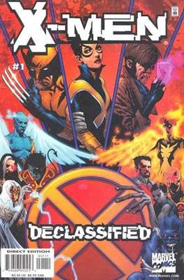 X-Men Declassified