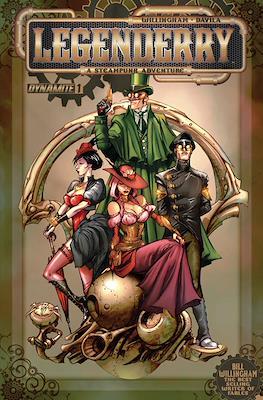 Legenderry (comic-book) #1