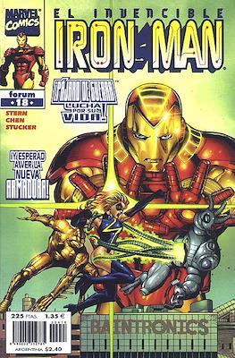 Iron Man Vol. 4 (1998-2000) (Grapa 24 pp) #18
