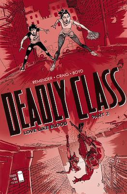Deadly Class (Comic-book) #33