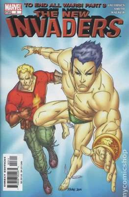 New Invaders (2004-2005) (Grapa) #3