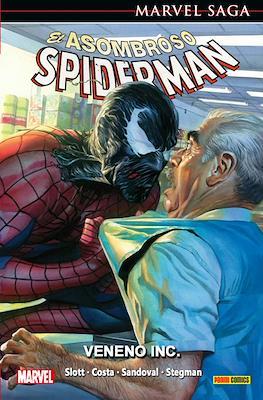 Marvel Saga: El Asombroso Spiderman #58