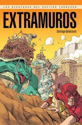 Las aventuras del Capitán Torrezno (Rústica) #4
