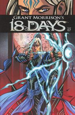 Grant Morrison's 18 Days (Comic Book) #7