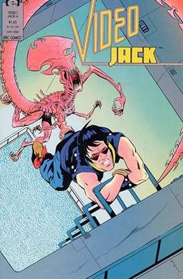 Video Jack Vol 1 (Comic-book.) #4