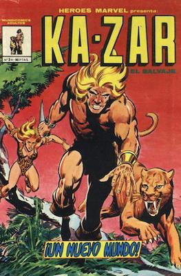 Heroes Marvel presenta Vol. 3 (1981-1982) #2