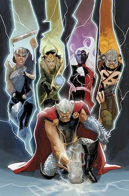 Universo Marvel: La Guerra de los Reinos. Omega (Grapa 40 pp) #
