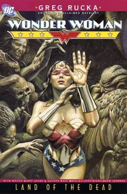 Wonder Woman (Greg Rucka) (Softcover) #4