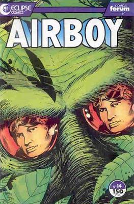 Airboy (Grapa 32 pp) #14