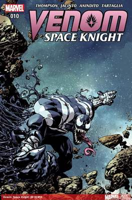 Venom: Space Knight (Comic Book) #10
