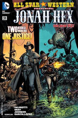 All Star Western vol. 3 (2011-2014) (Comic-book) #31