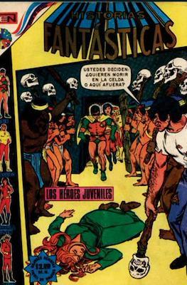 Historias Fantásticas (Grapa) #312