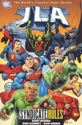 JLA Vol. 1 (1997-2006) #17