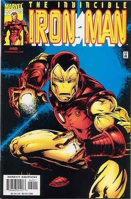 Iron Man Vol. 3 (1998-2004) (Comic Book) #40