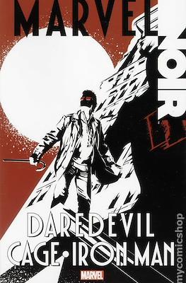 Marvel Noir: Daredevil/Cage/Iron Man