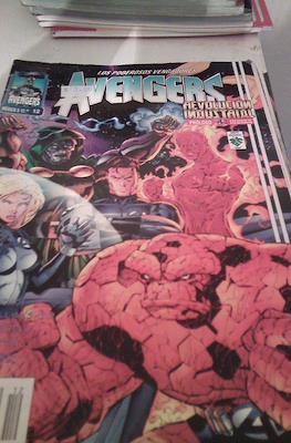 Avengers (Grapa) #12