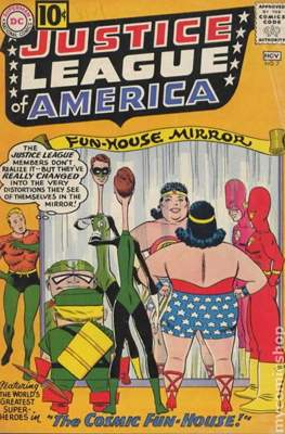 Justice League of America (1960-1987) #7