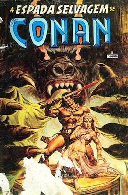 A Espada Selvagem de Conan (Grapa 84 pp) #8