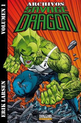 Archivos Savage Dragon (Rústica 316-308 pp) #1