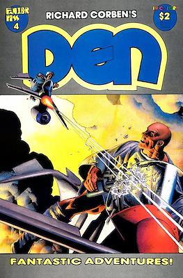 Den (Comic Book) #4