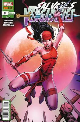 Salvajes Vengadores (2019-) (Grapa) #8