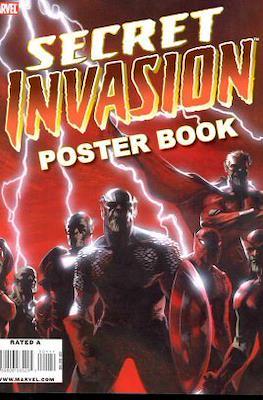 Secret Invasion Poster Book